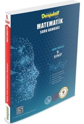 Derspektif Yayınları 9.Sınıf Matematik Soru Bankası