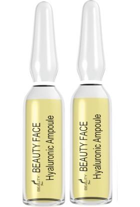 Beauty Face Hyaluronic Nemlendirici Serum 2'li Ampul (2x2 ml)