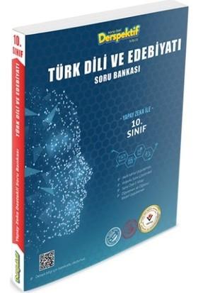Derspektif Yayınları 10.sınıf Türk Dili ve Edebiyatı Soru Bankası