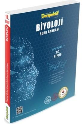Derspektif Hibrit Yayınları 10.sınıf Biyoloji Soru Bankası