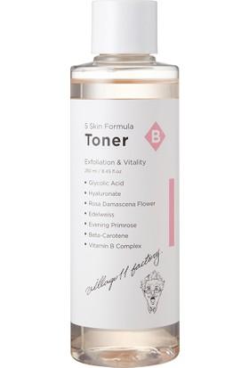 Village 11 Factory B Skin Formula Tonik 250 ml