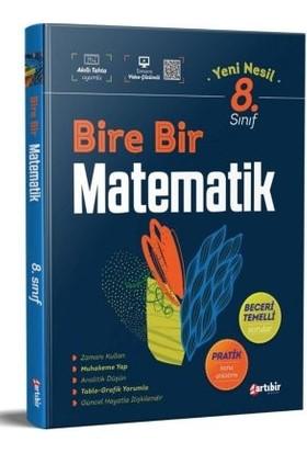 Artıbir Yayınları 8.sınıf Birebir Yeni Nesil Matematik