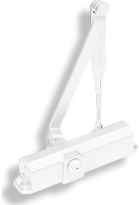 Dormakaba Ts Compact Dirsek Kollu Kapı Hidroliği Beyaz