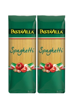 Pastavilla Spaghetti Makarna 500 gr x 2'li