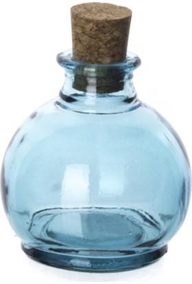 San Miguel Veneciana Yağ Şişesi 120 ml Mavi