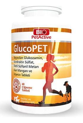 Biopetactive Eklem Bölgeleri İçin Çiğneme Tableti Glucopet (Kedi Ve Köpekler İçin Eklem Güçlendirici