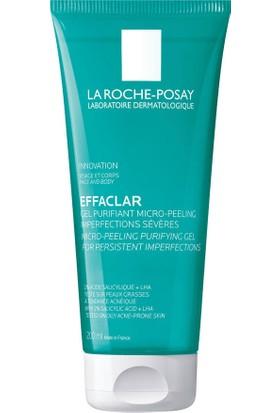 La Roche Posay Effaclar Mikro Peeling Temizleyici Jel 200ml