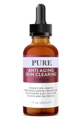 Pure Antı-Agıng Yaşlanma Karşıtı Serum