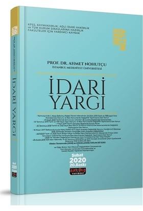 Savaş Yayınları Idari Yargı