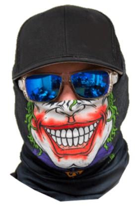 Loco Active Çok Amaçlı Bandana-Joker
