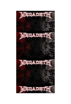 Loco Active Çok Amaçlı Bandana-Megadeth