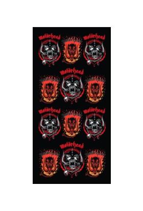 Loco Active Çok Amaçlı Bandana-Motörhead