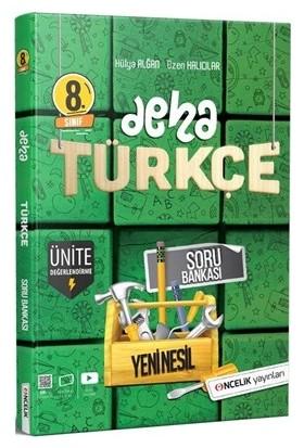Öncelik Yayınları Deha 8 Sınıf Türkçe Soru Bankası