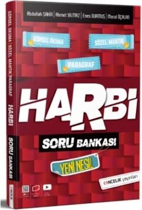 Öncelik Yayınları Harbi Parafgraf Görsel Okuma Sözel Mantık Soru Bankası