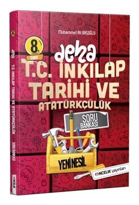 Öncelik Yayınları 8 Sınıf Deha T.c. Inkılap Tarihi ve Atatürkçülük Soru Bankası