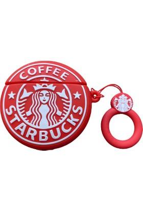 Starbucks Sevimli Airpods Kılıf