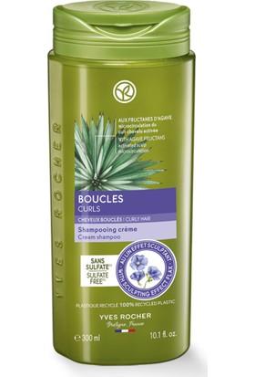 Yves Rocher Kıvırcık Saçlar Için Şampuan 300 ml