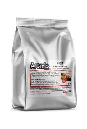 Aromio Çilek Ice Slush Içecek Tozu 48 gr
