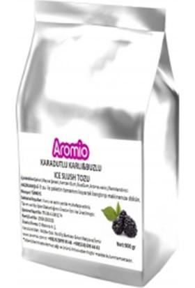 Aromio Karadut Ice Slush Içecek Tozu 48 gr