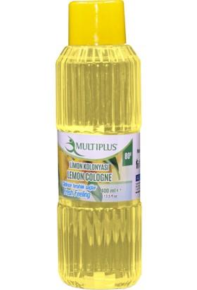 Multiplus Limon Kolonyası 400 ml