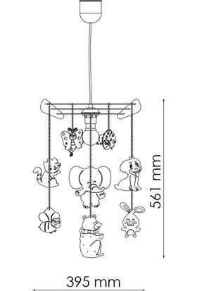 Woodact Bellus Bebek Odası Sarkıt