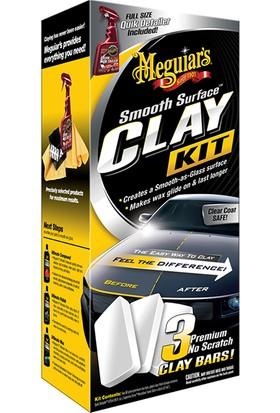 Meguiars Smooth Surface Clay Kit Kil Seti V2.0