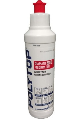Polytop Diamant 7000 Medium Cut Pasta 250 ml