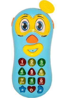 Bircan Oyuncak Neşeli Telefon