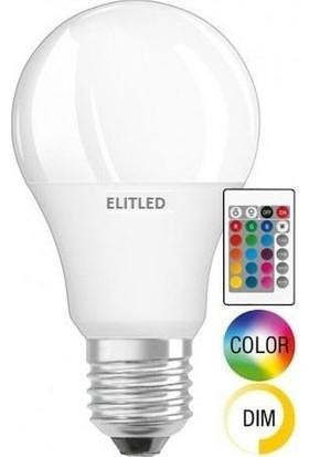 SmartFox Renk Değiştiren - LED Ampul - 9W Rgb - Uzaktan Kumandalı LED Ampul