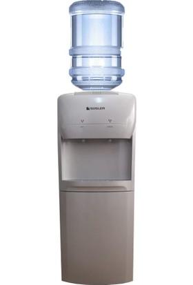 Süsler 9102 Soğuk Ilık Inox Su Sebili