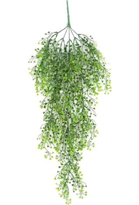 Nettenevime Yapay Çiçek Sarkan Yeşil Bitki Yapay Sarmaşık TY60 Yeşil
