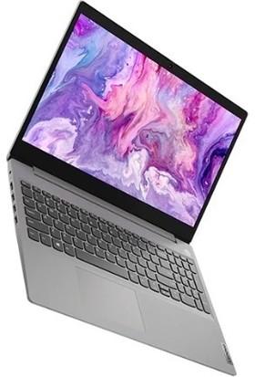 "Lenovo IdeaPad 3 Intel Core i3 1005G1 4GB 128GB SSD Windows 10 Home 15.6"" Taşınabilir Bilgisayar 81WE008ETX"