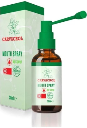 L'actone Carvacrol Antiviral Ağız Spreyi