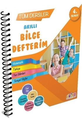 Key Yayınları 4. Sınıf Tüm Dersler Akıllı Bilge Defterim