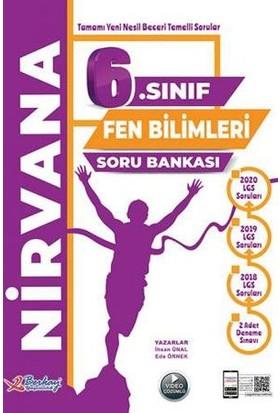 Berkay Yayınları 6. Sınıf Nirvana Fen Bilimleri Soru Bankası