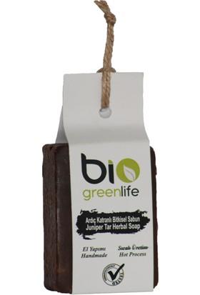 Biogreenlife Doğal Ardıç Katranlı Bitkisel El Yapımı Sabun 100 gr