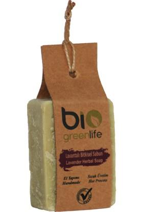 Biogreenlife Doğal Lavantalı Bitkisel El Yapımı Sabun 100 gr