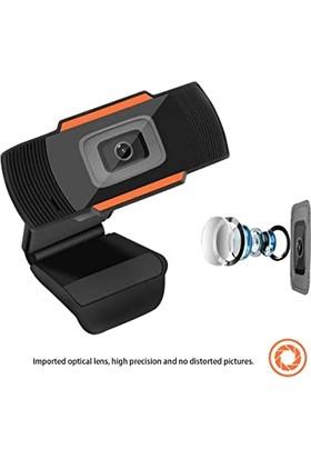 Intec Mikrofonlu Full HD 1080P 32FPS Webcam