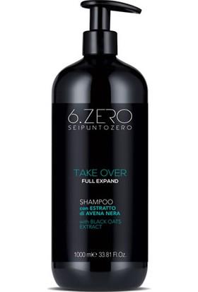 6. Zero Take Over Full Expand Shampoo - Ince Telli ve Zayıf Saçlar Için Şampuan 1000 ml