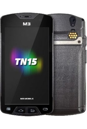 M3 Mobile TN15 Android 7.1 2D Wi-Fi El Terminali