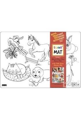 Funny Mat Evcil Hayvanlar