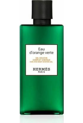 Hermes D'orange Verte Bath & Shower Gel Duş Jeli 80 ml