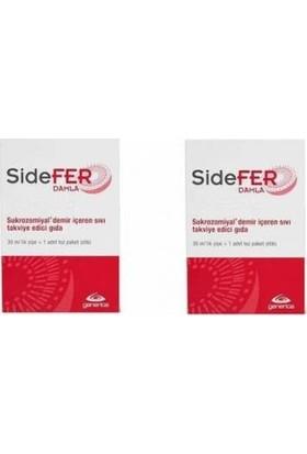 Generica Sidefer Damla Takviye Edici Gıda 30 ml 2 Adet