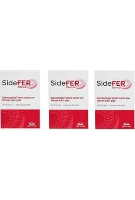Generica Sidefer Damla Takviye Edici Gıda 30 ml 3 Adet