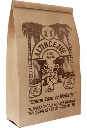 Altın cezve Günlük Taze Çekilmiş Türk Kahvesi 250 Gr