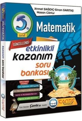 Çanta Yayınları 5. Sınıf Kazanım Matematik Soru Bankası
