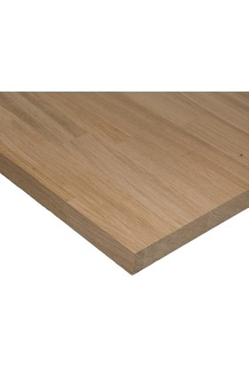 Sdf Meşe Masif Panel 30 mm 122 cm x 200 cm x 3 cm