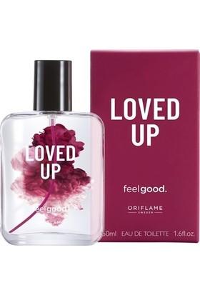 Oriflame Loved Up Feel Good Edt 50 ml Erkek Parfümü