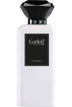 Korloff Paris In White Intense Edp 88 ml Erkek Parfüm