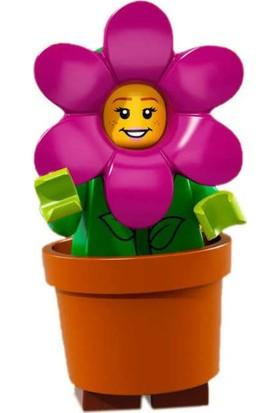 LEGO - Flower Pot Girl - Minifigür Series 18: Party 71021 - 14